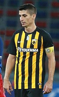 Petros Mantalos Greek footballer