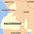 Ph locator maguindanao sultan mastura.png