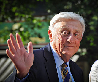Phil Niekro - Niekro in 2013