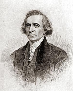 Portrait of en:Philip Freneau
