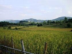Phonsavan Hills