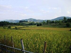 Xiangkhouang Province - Phonsavan Hills