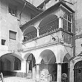 Photo - Innenhof Ludwigsstraße - Regensburg - um 1925.jpg