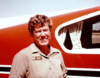 Mary Barr First female aviator to join the US Forest Service.