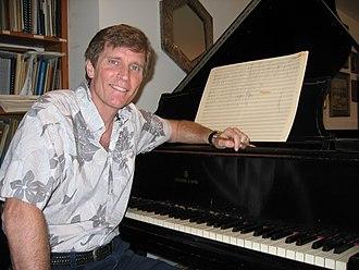 Frank Ticheli - Image: Photos piano left