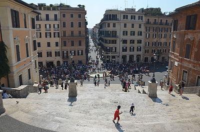 096e48c114c Piazza di Spagna – Wikipédia, a enciclopédia livre