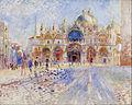 Pierre Auguste Renoir - The Piazza San Marco, Venice - Google Art Project.jpg