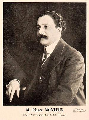 Monteux, Pierre (1875-1964)