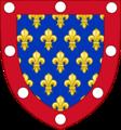 Pierre de France, comte d'Alençon.png