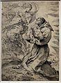 Pietro faccini, visione di san francesco, 1582-1602 ca. (haarlem, teylers museum).JPG