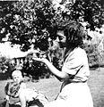 PikiWiki Israel 2038 Kibutz Gan-Shmuel sk5- 253 גן-שמואל-במשק ילדים 1938-40.jpg