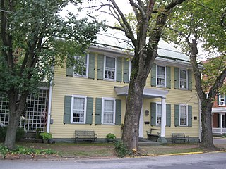 Pine Grove Historic District (Pine Grove, Pennsylvania) United States historic place