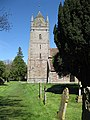 Pinnacled tower of St. Michael and All Angels Church - geograph.org.uk - 1248571.jpg