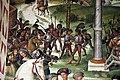 Pinturicchio, liberia piccolomini, 1502-07 circa, Enea Silvio, vescovo di Siena, presenta Eleonora di Portogallo all'imperatore Federico III 04.JPG