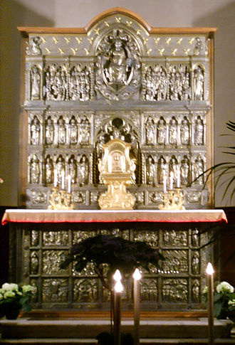 Pistoia Cathedral - Altar of St. James