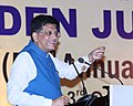 Piyush Goyal addressing at the 50th Annual General Meeting of the Federation of Indian Mineral Industries (FIMI), in New Delhi.jpg