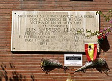 Luis Carrero Blanco Wikipedia