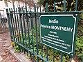Place Louis Armstrong et Jardin Federica Montseny Paris.jpg
