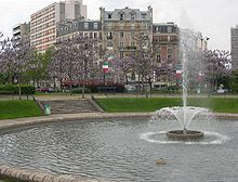 Place d 39 italie paris wikip dia for Bureau de poste paris 13 italie