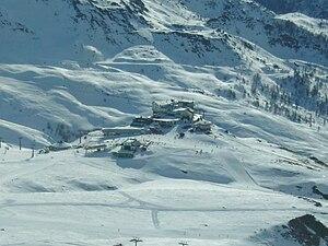Italiano: Plan Maison, Valle d'Aosta
