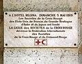Plaque Croix Rouge, Hôtel Régina, 2 place des Pyramides, Paris 1.jpg