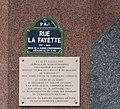 Plaque rue Lafayette, 1.jpg