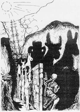 Alegoría De La Caverna Wikipedia La Enciclopedia Libre