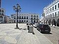 Plaza de España, Llerena Extremadura. 22 July 2016.JPG