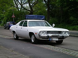 Plymouth Satellite 1972