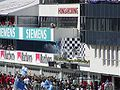 Podium celebration at the 2003 Hungarian Grand Prix (2).jpg
