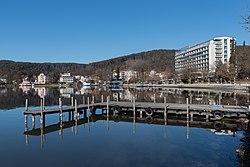 Poertschach Johannes-Brahms-Promenade Bootsanlegesteg 18012016 0189.jpg