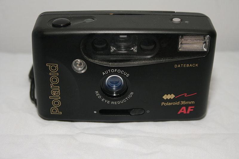 File:Polaroid 35mm AF camera.jpg