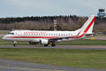 Polish Government, SP-LIG, Embraer ERJ-175LR (17076609450).jpg