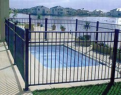 Pool Fence Wikipedia