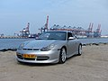 Porsche GT3 at Europort (9296189158).jpg