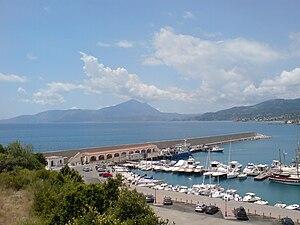 Sapri - Port.