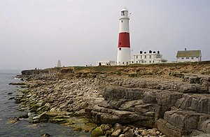 Portland Bill - Image: Portland Bill Lighthouse geograph.org.uk 1257202