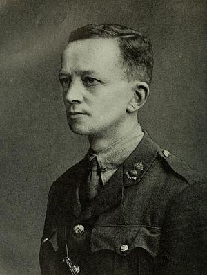 A. S. M. Hutchinson - Image: Portrait of Arthur Stuart Menteth Hutchinson