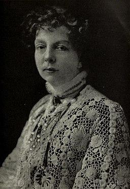 Portrait of Cécile Chaminade
