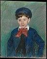 Portrait of Charles Dikran Kelekian, Age Eight MET DP304420.jpg