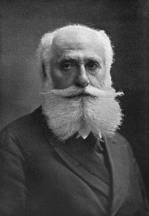 Max Nordau - Image: Portrait of Max Nordau