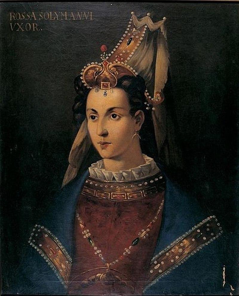 Портрет Роксоланы (она же Хуррем Султан) .jpg