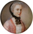 Portrait of a wife of Joseph II, oval miniature - Hofburg.png