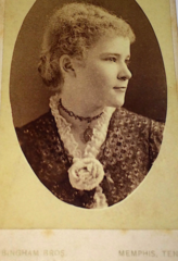 Portrait of young woman by Bingham Bros of Memphis Tennessee.png
