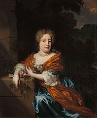 Portrait of Petronella Dunois