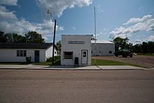 Post office in Barney, North Dakota 8-1-2009.jpg