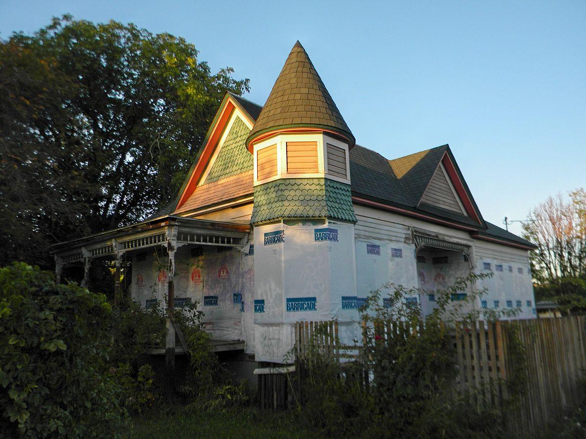 Powell house yakima washington wikipedia for Powell house