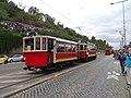 Průvod tramvají 2015, 07c - tramvaj 275 a 624.jpg