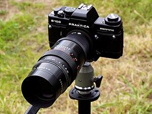 Praktica - Praktica B100 electronic