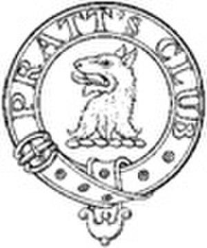 Pratt's - Buck's club